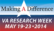 VA Research Week logo