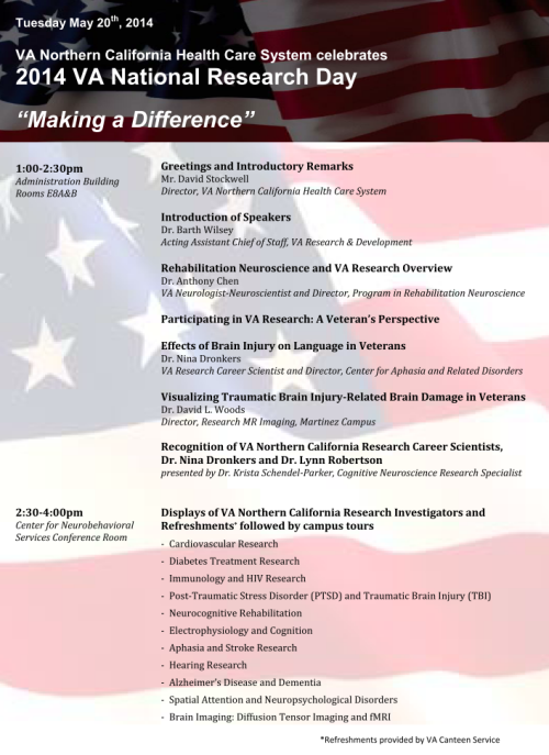 2014 VA Research Day